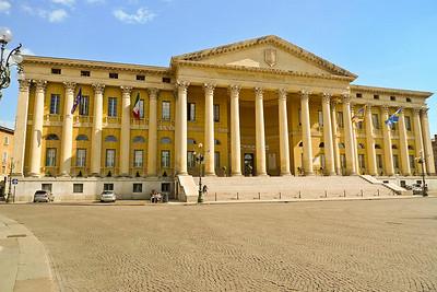Palazzo Barbieri Town Hall