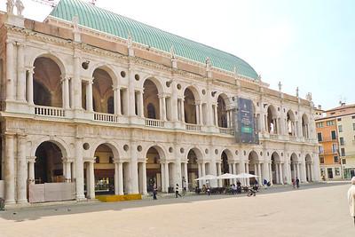 Basilica Paladiana - Piazza dei Signori