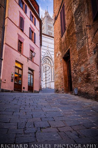 Streets of Siena 1-Tuscany, Italy