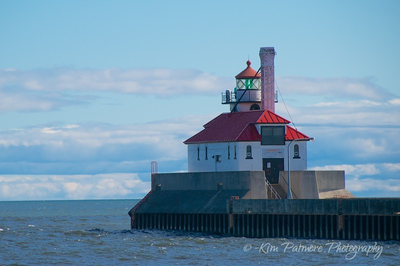 Lighthouse, Duluth, Minnesota