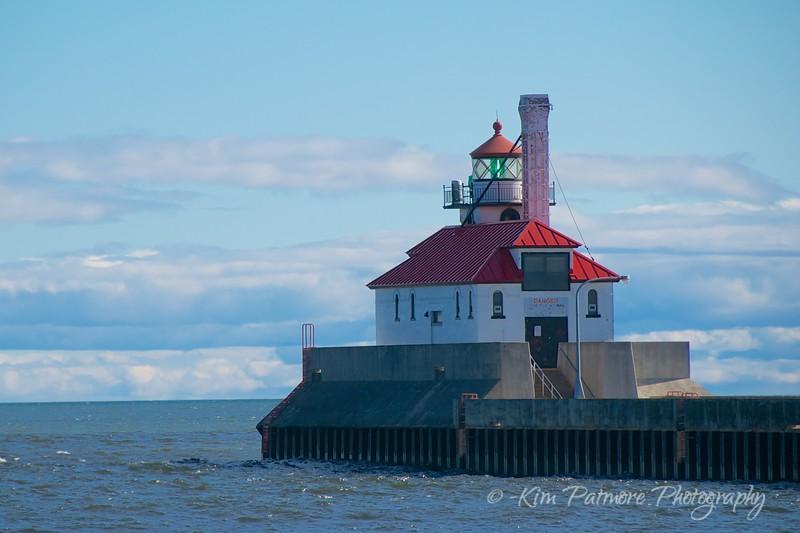 Lighthouse, Duluth, Minnesota