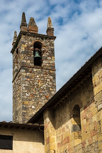 tower, Monteriggioni, IT