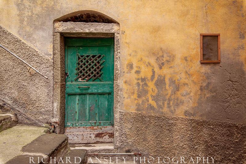 Doors of Italy 13-Cinque Terre