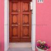 Door 499 and Pink Walls, Burano, Veneto