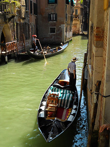 Kemmerer__A Back Water Canal in Venice