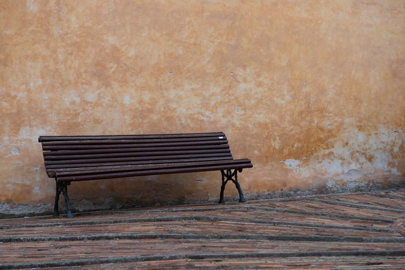 Gubbio Bench
