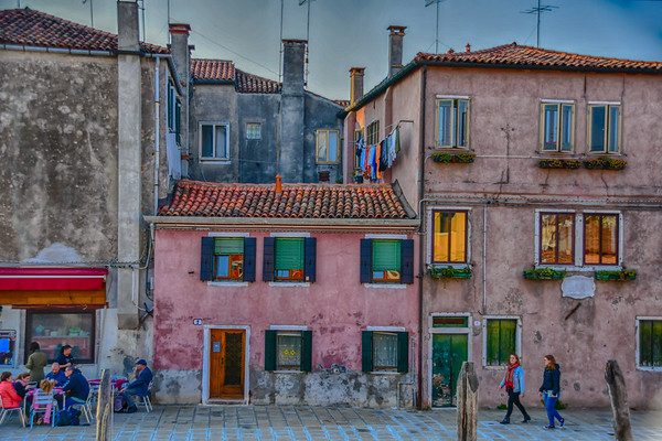 Life in Venezia _