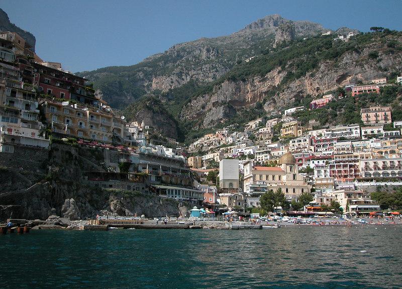 Positano. Italy.