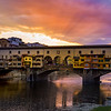 The Gold Bridge, Florence, Italy