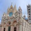 Church of Siena, Italy