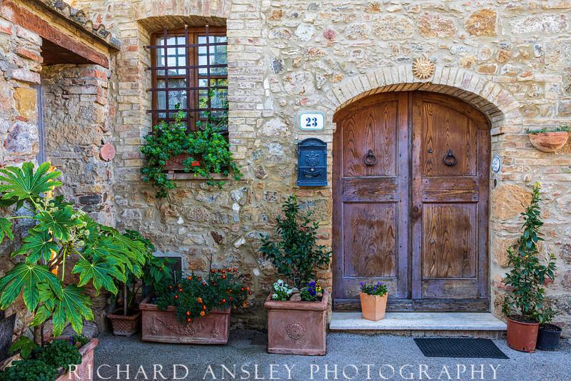 Doors of Italy 7-Tuscany