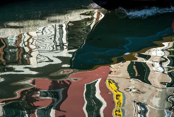 Richards__Reflections in a Venitian Canal