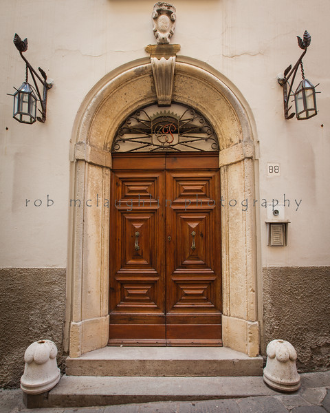 Door 88, Portovenere, Liguria
