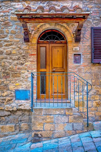 Volterra Door
