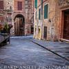 Streets of Siena 2-Tuscany, Italy