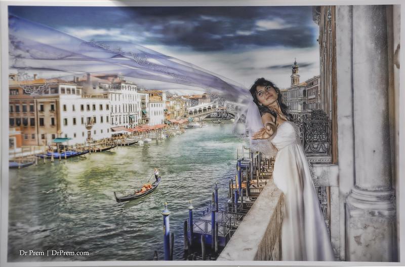 Venice Painted In Fervor