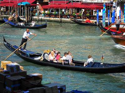 Kemmerer__Traffic on the Grand Canal