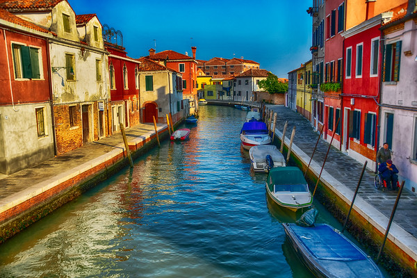 Murano - peaceful afternoon-L