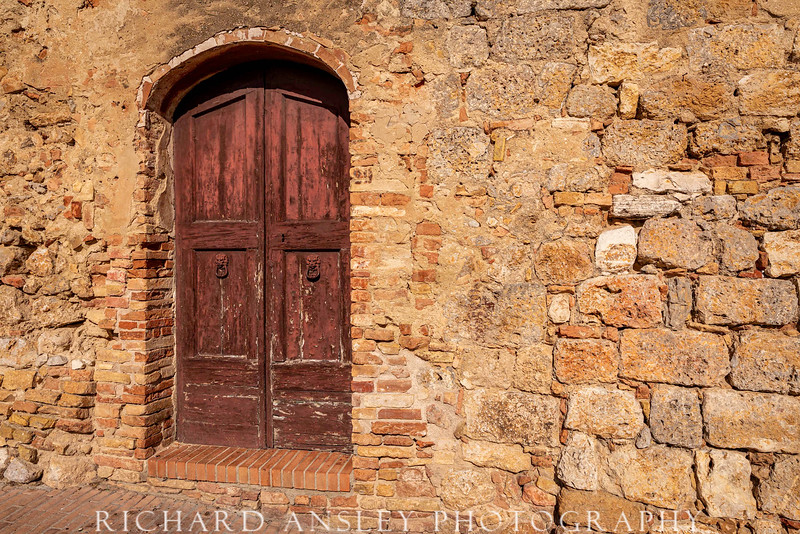 Doors of Italy 12-Tuscany