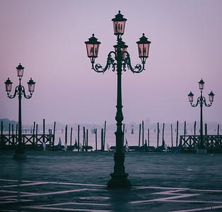San Marco Lamppost