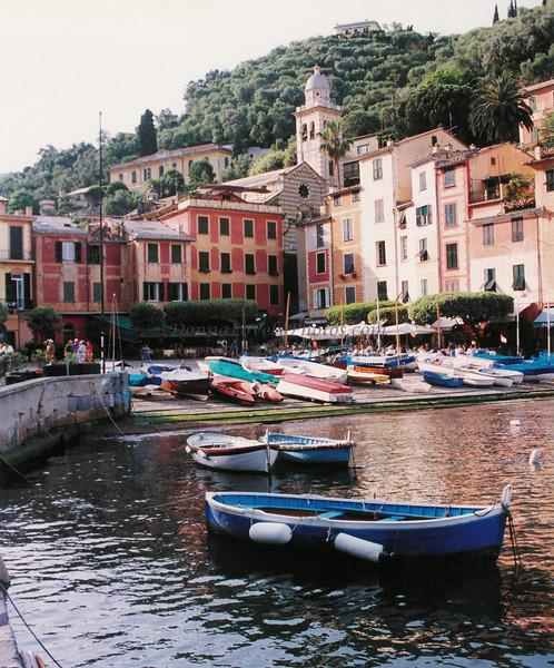"""Portofino Parking, Vertical"""