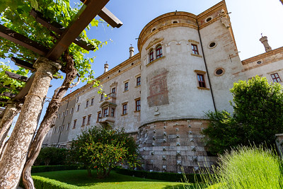 Magno Palazzo at Buonconsiglio Castle