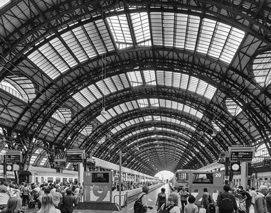 Milan Train Station