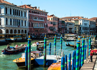 Richards__Traffic on the Grand Canal