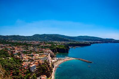 Sorrento Bay, Italy