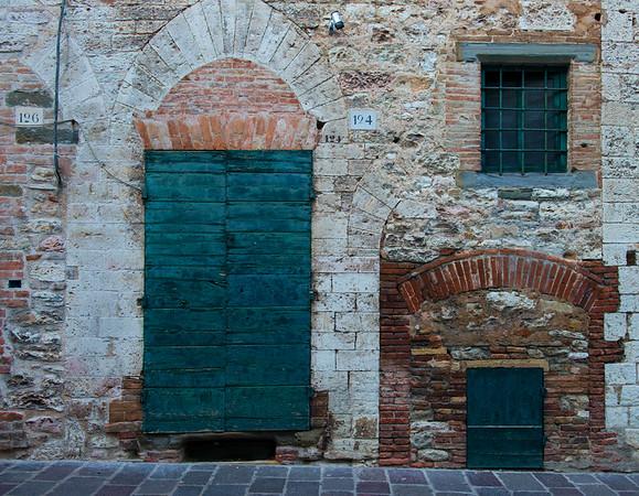 Gubbio Doors