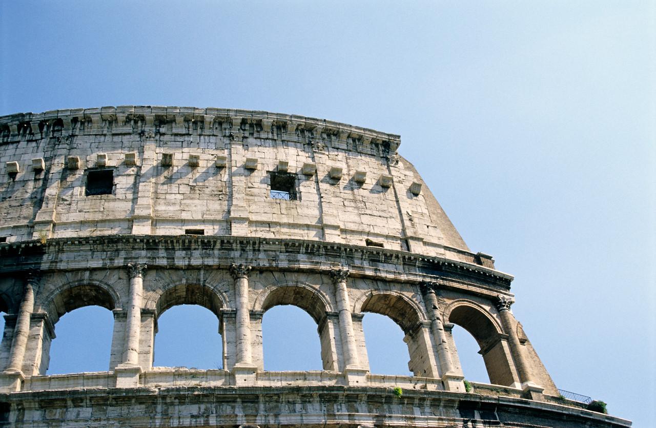 Colosseum (Colosseo), Rome