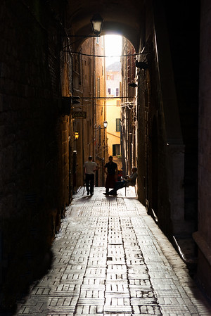Perugian Alley
