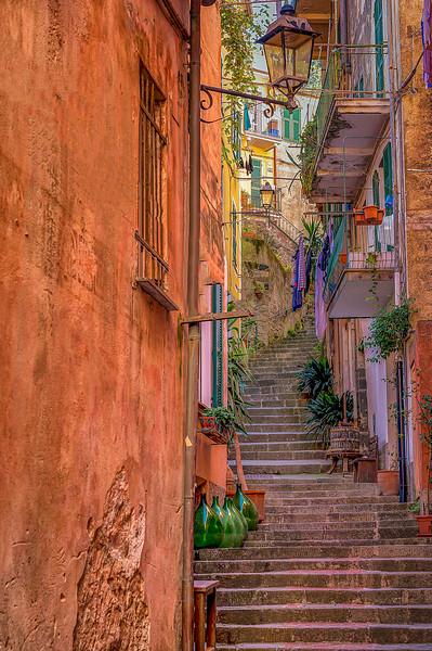 Rio Maggiore Stairway