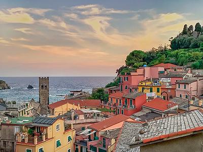Monterosso Sunset