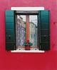"""""""Red Burano Window"""""""