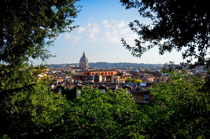 Framing Rome - Rome Italy