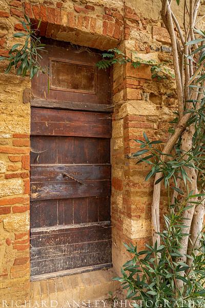 Doors of Italy 4-Tuscany