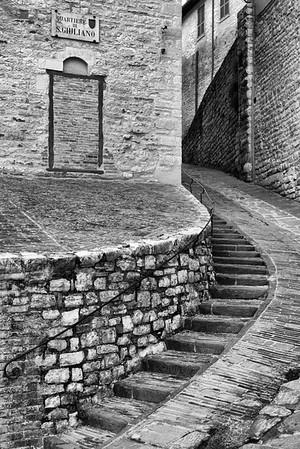 Gubbio Steps