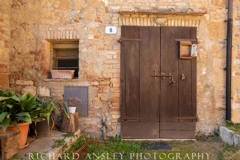 Doors of Italy 10-Tuscany