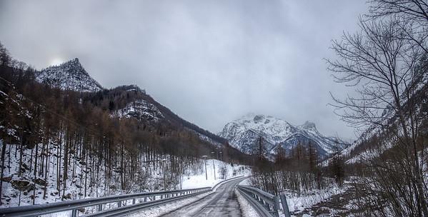The Road To Balme
