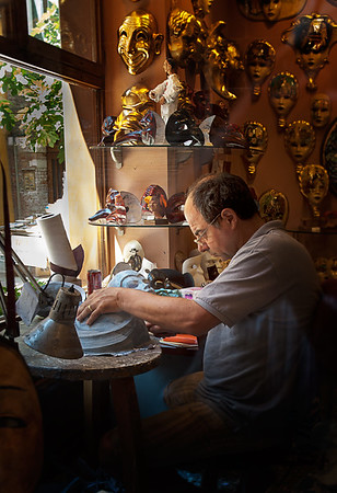 Richards__Venetian Mask Maker