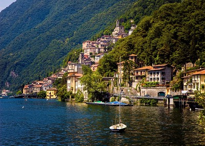 Richards__Lake Lugano