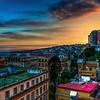 Naples, Italy Sunset