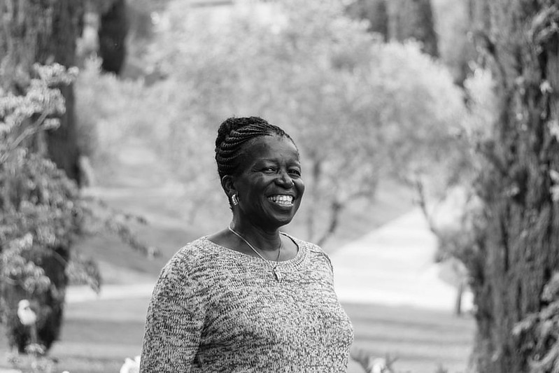 Meet Dr.  Elizabeth Ogaja, Kisumu County Committee Member for Health. At one point she was Kenya's National Chief Pharmacist. Really cool person. I cpletely enjoyed photographing her.  #igkenya #igersbnw #igersnairobi #vscokenya #nero @africaknows #ic_bw