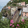 Cinque Terra,  Train Station