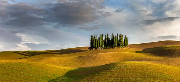 Torrenieri Tuscany, Italy PB320-321