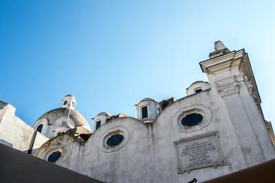 Cathedral of Santo Stefano in Capri