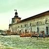 """Floating on Green"" - Venezia, Italia"