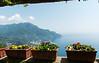 Amalfi coast planter