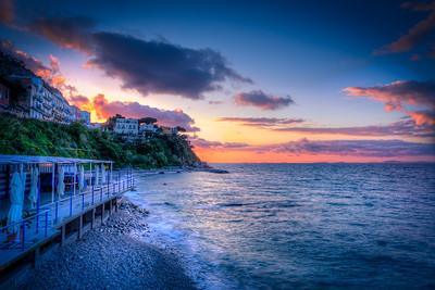 Capri Sunset (1)